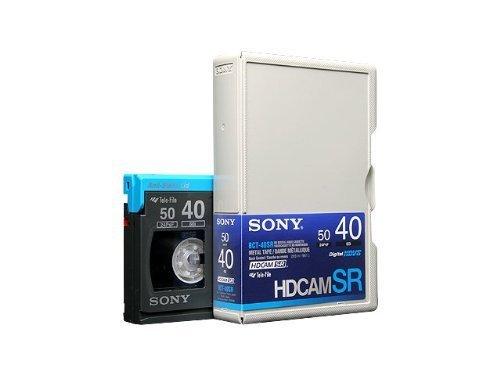 Sony HDCam Tape, BCT-40HD by Sony [並行輸入品]