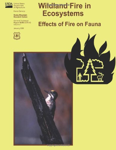 Wildland Fire in Ecosystems:  Effects of Fire on Fauna