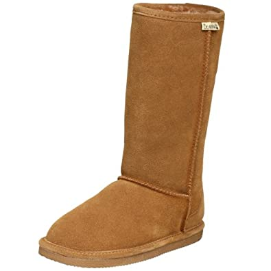 "BEARPAW 410 EVA 12"" Sheepskin Womens Boots Nutmeg"