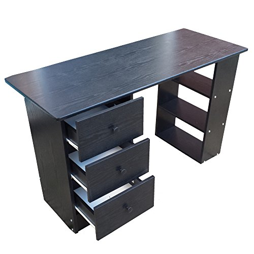 redstone-black-computer-desk-3-drawers-3-shelves-home-office-table-workstation