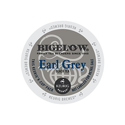 Bigelow Earl Grey Tea, 24-Count K-Cup Portion Pack for Keurig Brewers (Earl Tea Keurig compare prices)