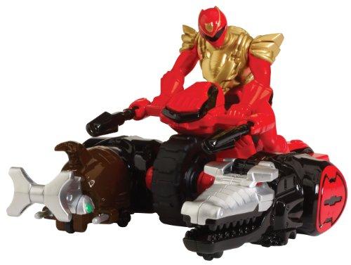 Power Rangers Megaforce Ultra Red Ranger Zord Vehicle - 1