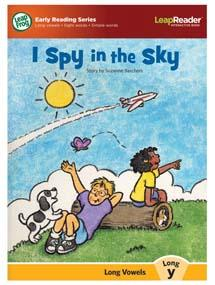 """I Spy in the Sky"" features the long vowel ""y"" sound."