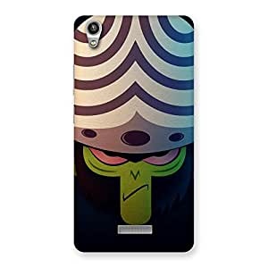 Impressive Joj Multicolor Back Case Cover for Lava-Pixel-V1