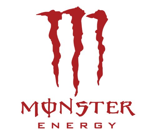 buy monster energy auto car wall decal sticker 6 quot x 5 5 monster energy drink stickers images