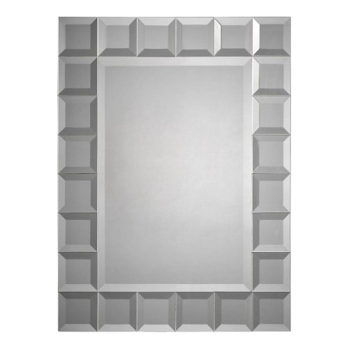 Ren-Wil Mt924 Wall Mount Mirror By Jonathan Wilner And Paul De Bellefeuille, 32 By 24-Inch