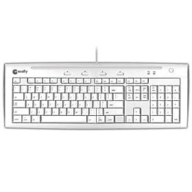 Macally IKEY5 USB Slim Keyboard