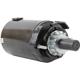 DB Electrical SAB0145 Starter for Kohler 19 21 HP Engine 20-098-01, 20-098-05, 20-098-06, 20-098-08