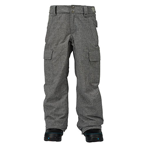 burton-snowboard-exile-cargo-pantalon-pour-homme-xl-heather-iron-grey