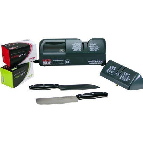 Master Grade Hd Electric Commercial Knife Sharpener