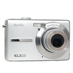 Kodak EasyShare MX1063 10.3MP 3x Optical/5x Digital Zoom HD Camera (Silver)
