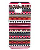 [Casemaster]Tribal Carpet Tattoo Pattern Hard Case for HTC ONE 2 M8 With Screen Protector