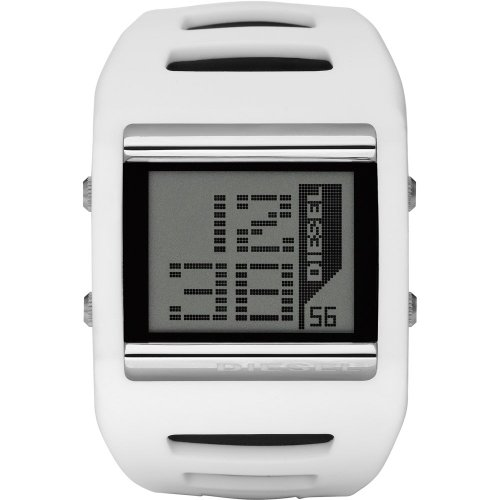 Diesel Men's Silicone Digital Watch - Dz7224