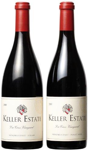 Keller Estate Sonoma Coast Red Mixed Pack, 2 X 750 Ml