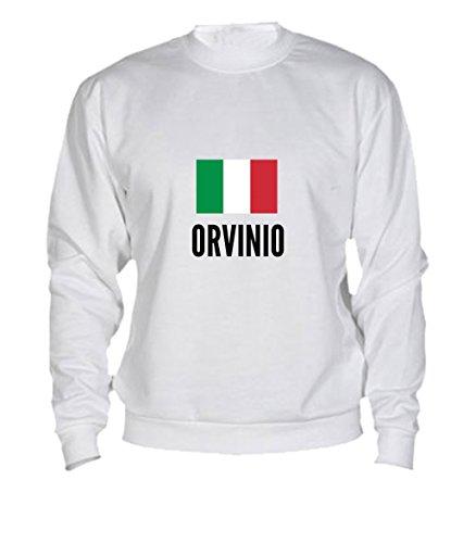 Felpa Orvinio city White