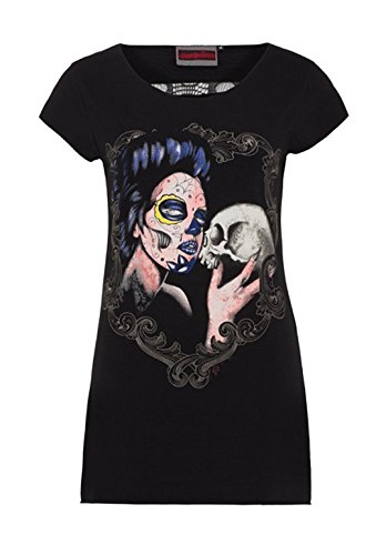 Jawbreaker - Top - Donna Black Large