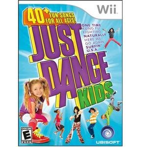 NEW Just Dance Kids Wii (Videogame Software)