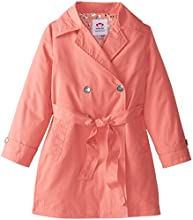 Appaman Big Girls39 Fully-Lined Trench Coat