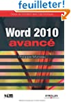 Word 2010 Avanc�: Guide de formation...