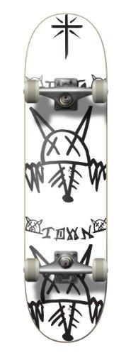 Dog Town Rat Face Skateboard Deck (8)