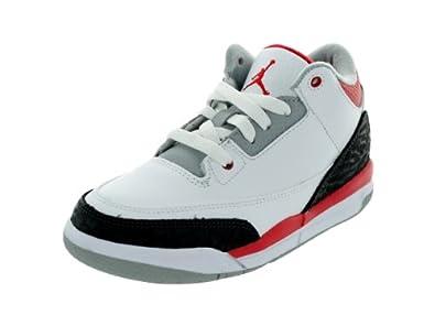 Buy 3 Retro (Ps) Boys Basketball Shoes by Jordan
