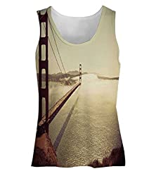 Snoogg Sealing Way Womens Tunic Casual Beach Fitness Vests Tank Tops Sleeveless T shirts