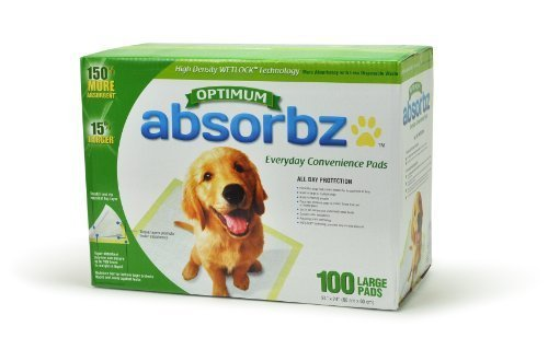 Absorbz Large Dog Pads