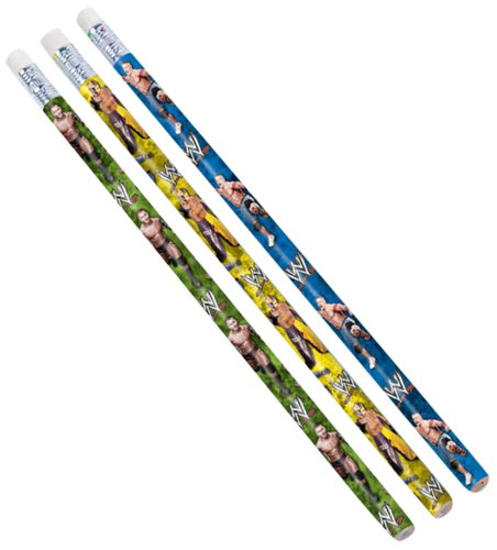 AMSCAN INC. WWE Pencils - 1