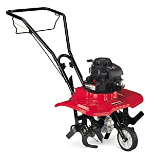 Yard Machines 158cc Briggs & Stratton 500 Series Gas Powered Steel Tine Tiller 21A-250M000 (Discontinued by Manufacturer)