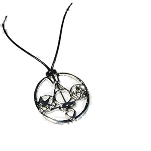 COLLANA HARRY POTTER HUNGER GAMES SHADOWHUNTERS PERCY JACKSON DIVERGENT SILVER