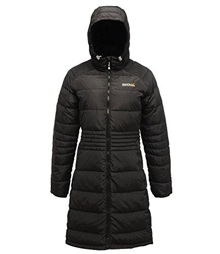 Regatta Women'S Carmella Adventure Tech Walking Jacket Black Us Size 12