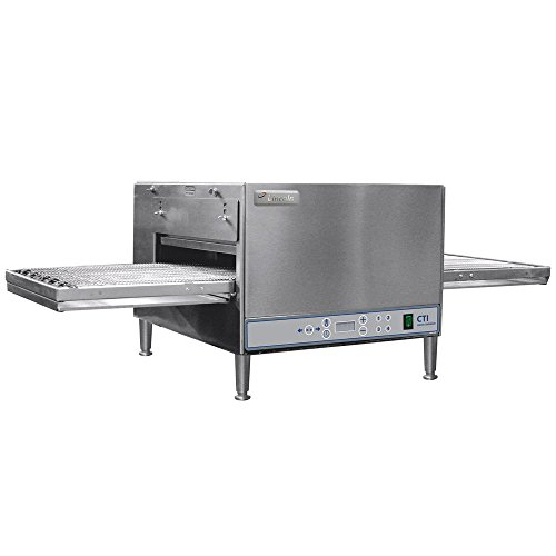 Lincoln 2500 Series Countertop Impinger (DCTI) Electric Conveyor Oven with Digital Controls and Standard 31