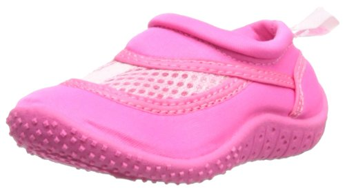 i play. Baby Unisex Swim Shoes,Hot Pink,6M (Water Shoes Girls compare prices)