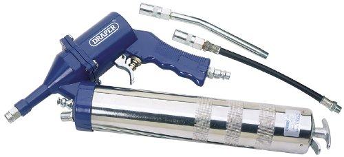 DRAPER-400CC-Luft-Fettpresse-Pistolenartiges-System-fr-Landwirtschafts-Automobil-und-Industriebereich-Anwendungen-sind-3-Methoden-verfgbar-das-Fett-aufzuladen-mit-herkmmlichen-400-g-Patronen-Umfllpump