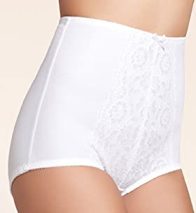Light Control Traditional Floral Lace Knickers