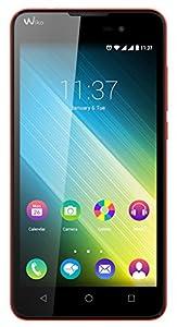 Wiko Lenny 2 Smartphone débloqué H+ (Ecran: 5 pouces - 4 Go - Double SIM-Micro - Android 5.1 Lollipop) Orange
