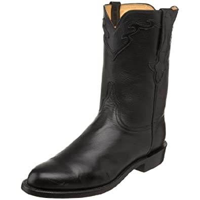 Buy Lucchese Classics Mens L3556.R9 Western Boot by Lucchese