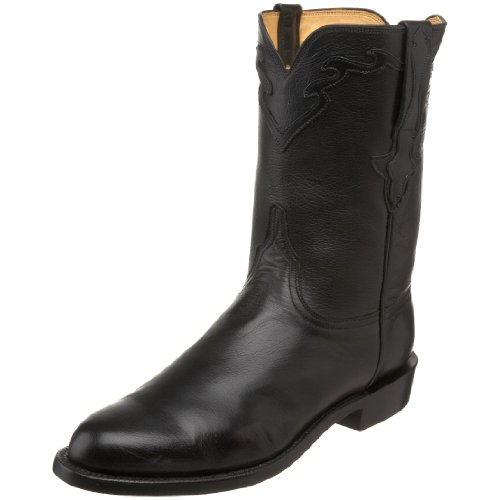 Lucchese Classics Men's L3556.R9 Western Boot,Black,15 EE US