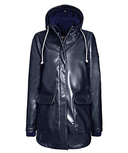 INVICTA - Cerata donna con Cappuccio, Cappotto da donna, dark blue/ dark blue 460, S