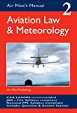 img - for Aviation Law and Meteorology (Air Pilot's Manual) book / textbook / text book
