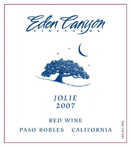 2007 Eden Canyon Vineyards Jolie Bordeaux Style