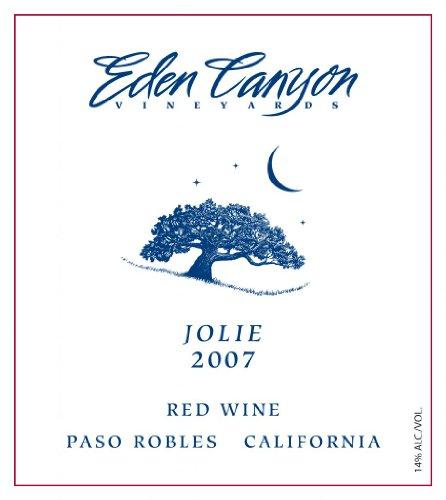 2007 Eden Canyon Vineyards Jolie Bordeaux Style