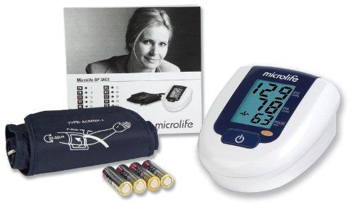 Cheap Microlife Automatic Blood Pressure Monitor Bp 3ag1 (BP3AG1)