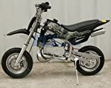 DB49A 49CC 50CC 2-STROKE GAS MOTOR MINI DIRT PIT BIKE