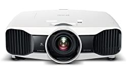 Epson TW8200 ProjectorWith 2,400 Lumens and Contrast Ratio of 600,000:1
