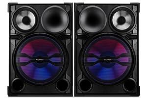 Sony Muteki SS-SH2000P 2000W Illuminated Giant Home Theater Speakers (Pair)