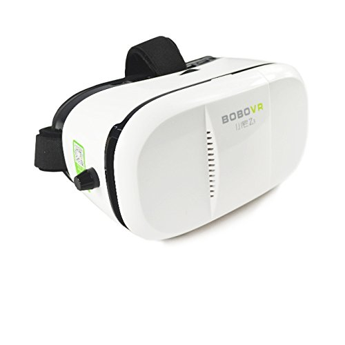 SHAMILE VR Headset Glasses for 4-6 inch Smartphone for 3D Movies and Games