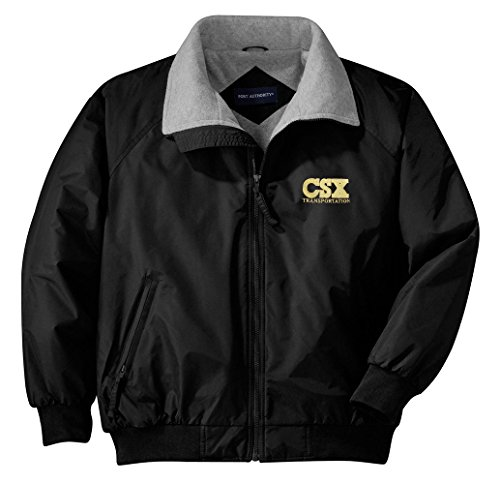 [CSX Transportation Embroidered Jacket Adult M [22]] (Pirate Coat For Sale)