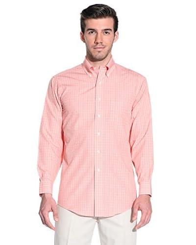 Brooks Brothers Camicia Uomo [Arancione]