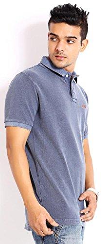 Classic Skatti Premium Pique Grey Classic Fit Polo (Beige\/Sand\/Tan)